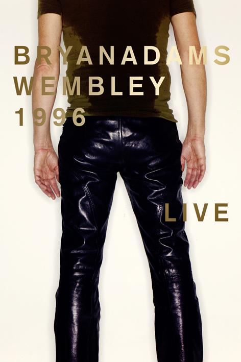 Bryan Adams Wembley 96 DVD cover (lr)