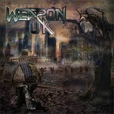 WEAPON UK release new song 'Ghosts Of War' – The Rockin' Chair